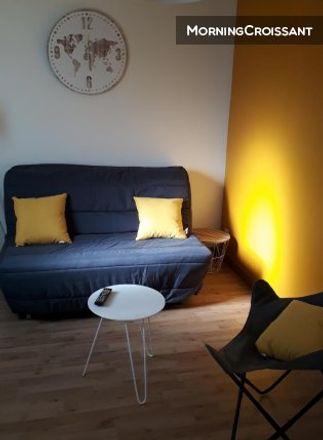 Rent this 1 bed apartment on Les Achards in La Gare, PAYS DE LA LOIRE
