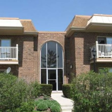 Rent this 1 bed townhouse on 2411 North Kennicott Drive in Arlington Heights, IL 60004
