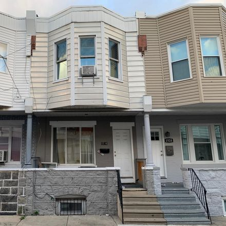 Rent this 3 bed townhouse on 1530 South Etting Street in Philadelphia, PA 19146