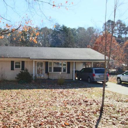 Rent this 3 bed house on 100 Tower Road in Huntingdon, TN 38344