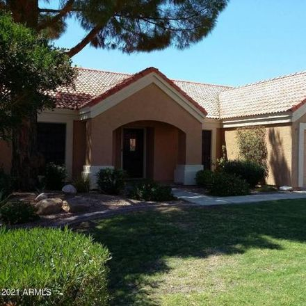 Rent this 3 bed house on 692 North Cobblestone Street in Gilbert, AZ 85234