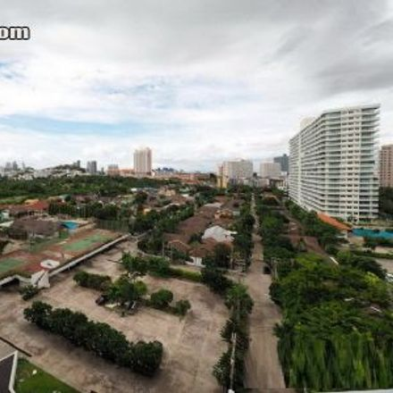 Rent this 2 bed apartment on Bangkok Clinic in Thappraya Road, Jomtien