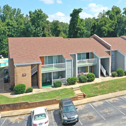 Rent this 2 bed apartment on 5056 Bass Chapel Road in Greensboro, NC 27455