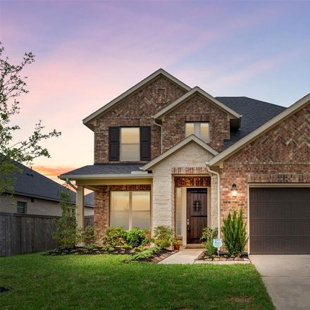 Rent this 4 bed house on 1907 Orchard Berry Lane in Katy, TX 77494