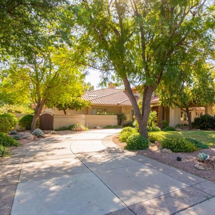 Rent this 3 bed house on 10761 East Fanfol Lane in Scottsdale, AZ 85258