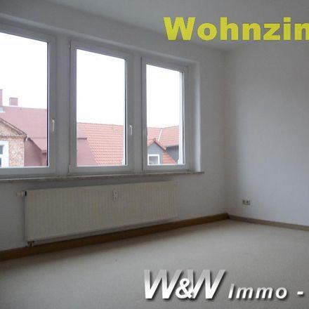 Rent this 2 bed loft on Scheringerstraße 19 in 08056 Zwickau, Germany