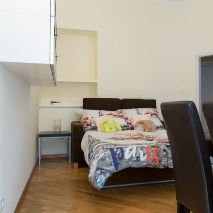 Rent this 1 bed apartment on Staropramenná 404/7 in 150 00 Praha-Smíchov, Czechia