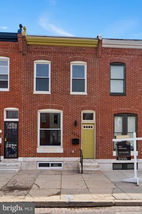 Rent this 3 bed townhouse on 2215 East Chase Street in Baltimore, MD 21213