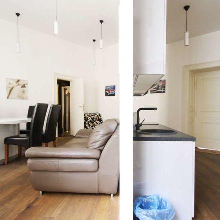 Rent this 2 bed apartment on ZŠ Vodičkova in Vodičkova, 111 21 Prague