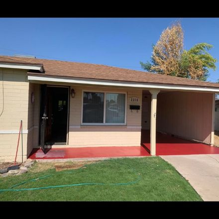Rent this 1 bed apartment on 2106 West Marlette Avenue in Phoenix, AZ 85015