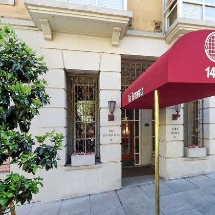 Rent this 1 bed apartment on 1483 Sutter Street in San Francisco, CA 94109