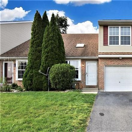 Rent this 3 bed townhouse on 2633 Anthony Court in Palmer Township, PA 18045