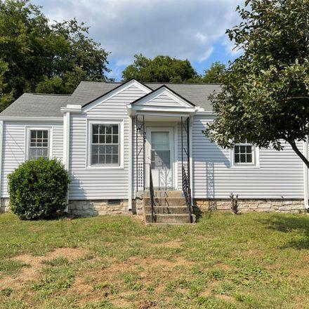 Rent this 1 bed room on 315 Harris Street in Nashville, TN 37115