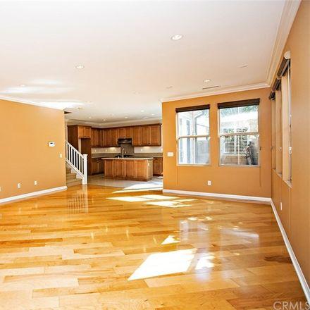 Rent this 4 bed condo on 31 Splendor in Irvine, CA 92630