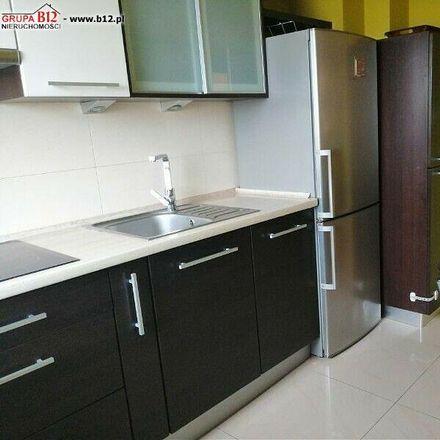 Rent this 2 bed apartment on Zespół Szkół Ogólnokształcących Integracyjnych nr 7 in Czarnogórska 14, 30-630 Krakow