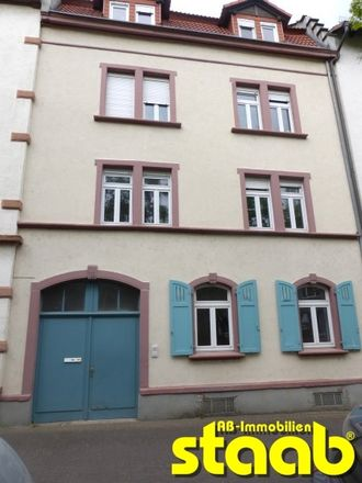 Rent this 3 bed apartment on Dammer Straße 14 in 63741 Aschaffenburg, Germany