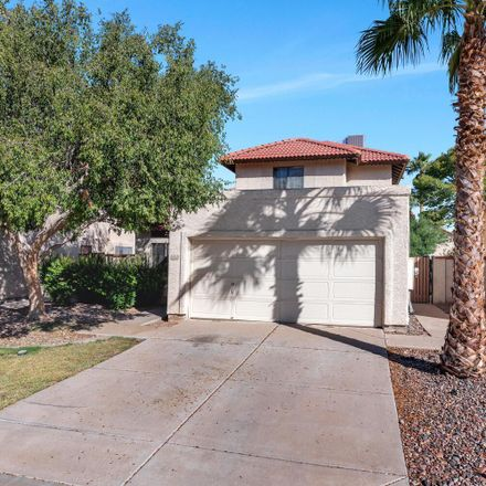Rent this 3 bed house on 946 East Calle del Norte in Chandler, AZ 85225