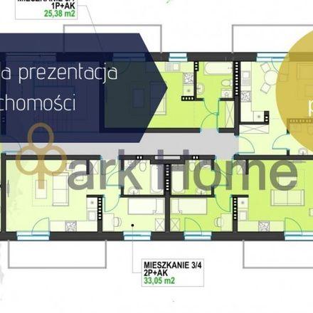 Rent this 3 bed apartment on Wolności 8 in 64-115 Święciechowa, Poland