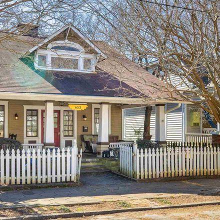 Rent this 3 bed house on Rosalia St SE in Atlanta, GA