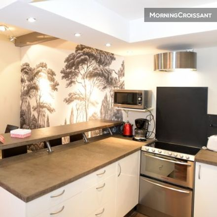 Rent this 1 bed apartment on 25 Cours d'Herbouville in 69004 Lyon, France