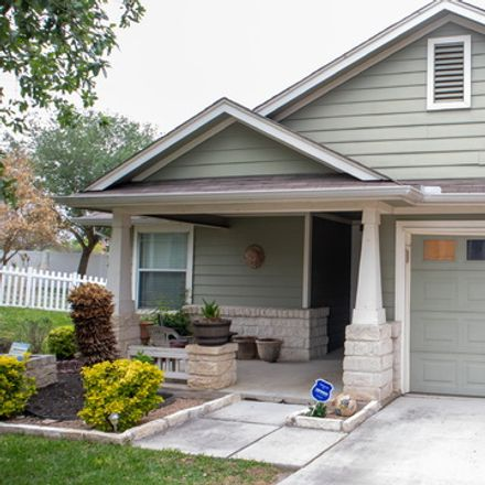 Rent this 3 bed house on 143 Running Brook in Cibolo, TX 78108