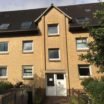Rent this 3 bed apartment on Merkurstraße 90 in 24943 Flensburg, Germany