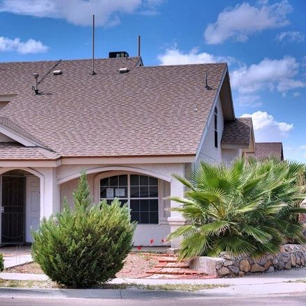 Rent this 3 bed loft on 3729 Trina Place in El Paso, TX 79936