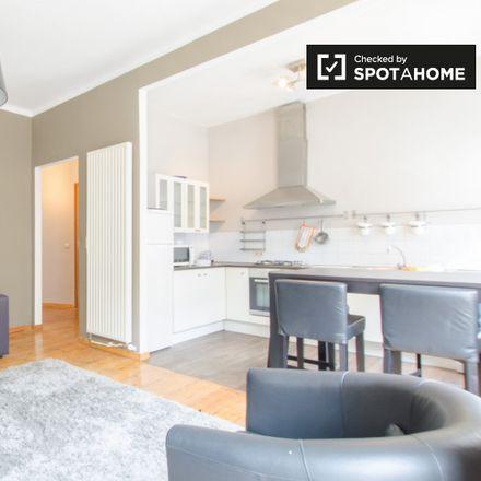 Rent this 1 bed apartment on Rue Joseph Stallaert - Joseph Stallaertstraat 69 in 1050 Ixelles - Elsene, Belgium
