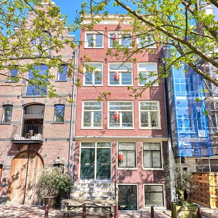 Rent this 1 bed apartment on Amstelveld 17-2 in 1017 JD Amsterdam, Netherlands
