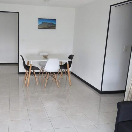 Rent this 3 bed apartment on Carrera 66 in Localidad Barrios Unidos, 111211 Bogota