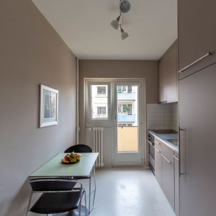 Rent this 2 bed apartment on Ceresstrasse 1 in 8008 Zurich, Switzerland