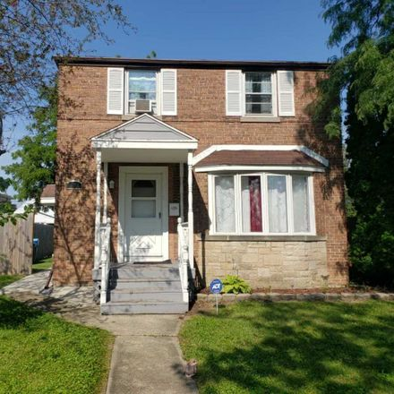 Rent this 3 bed house on 1500 Kenilworth Drive in Calumet City, IL 60409