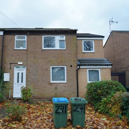 Rent this 8 bed house on 283 Mitchell Avenue in Coventry CV4 8DU, United Kingdom