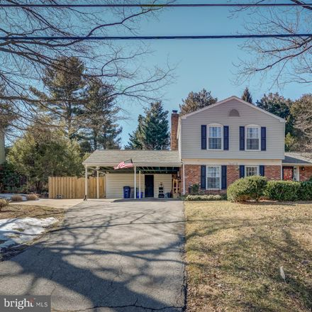 Rent this 4 bed house on 16612 Baederwood Ln in Derwood, MD
