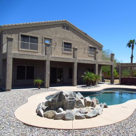 Rent this 4 bed house on 11230 West Minnezona Avenue in Phoenix, AZ 85037