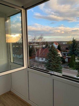 Rent this 2 bed apartment on Straße des Aufbaus 22 in 06388 Südliches Anhalt, Germany