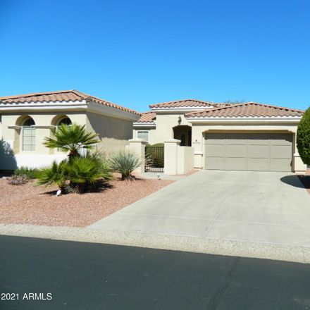 Rent this 2 bed house on W Sola Dr in Sun City West, AZ