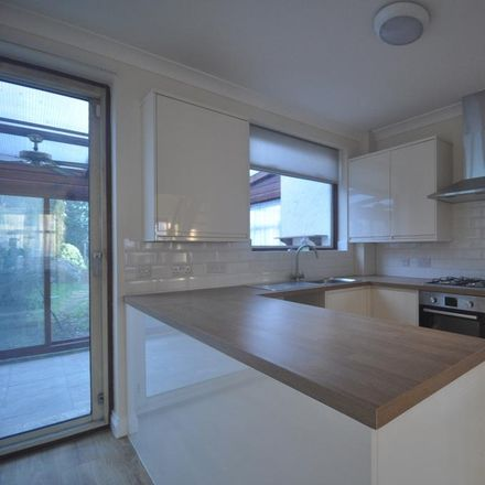 Rent this 3 bed house on Upton Primary School in Iris Avenue, London DA5 1HH