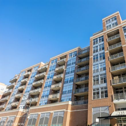 Rent this 2 bed condo on Morgan Street Cafe in 111 South Morgan Street, Chicago