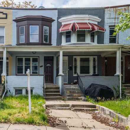 Rent this 3 bed townhouse on 3033 Arunah Avenue in Baltimore, MD 21216