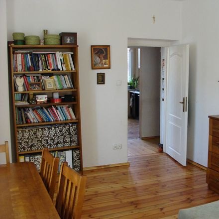 Rent this 1 bed room on aleja Pracy 40 in Wrocław, Poland
