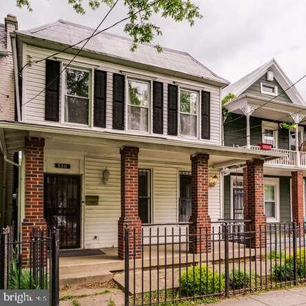 Rent this 3 bed townhouse on Martin Luther King Jr Ave SW in Washington, DC