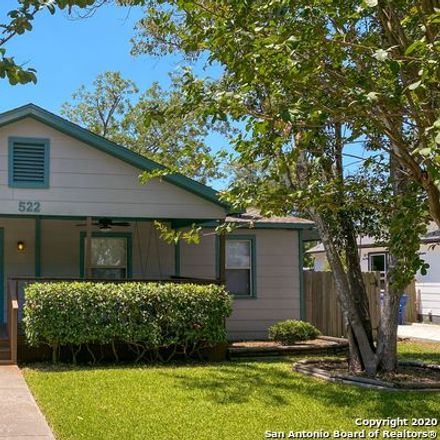 Rent this 3 bed house on 522 North Meadowlane Drive in San Antonio, TX 78209