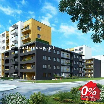 Rent this 3 bed apartment on Generała Henryka Kamieńskiego in 30-633 Krakow, Poland