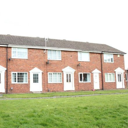 Rent this 2 bed house on 35 Vavasour Court in Copmanthorpe YO23 3TY, United Kingdom