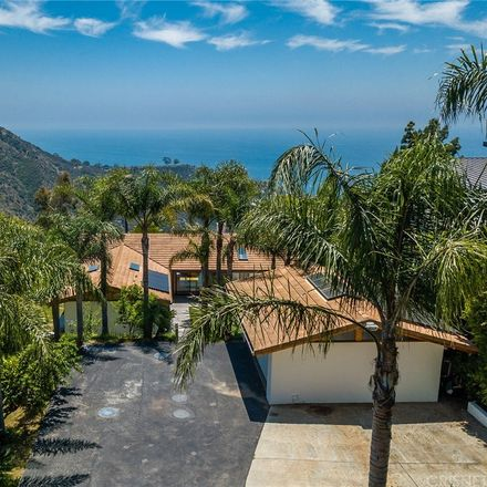 Rent this 3 bed house on Castlewood Dr in Malibu, CA