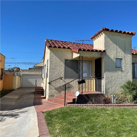 Rent this 2 bed house on 6039 Myrtle Avenue in Long Beach, CA 90805