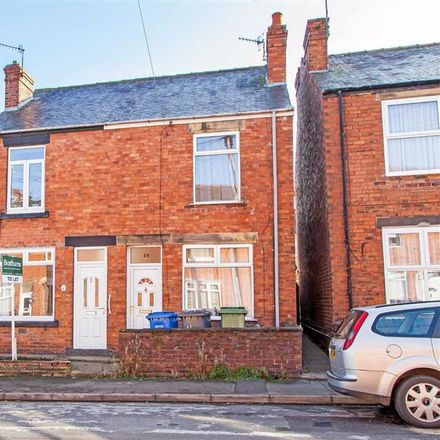 Rent this 2 bed house on Grove Street in Chesterfield S41 0PA, United Kingdom