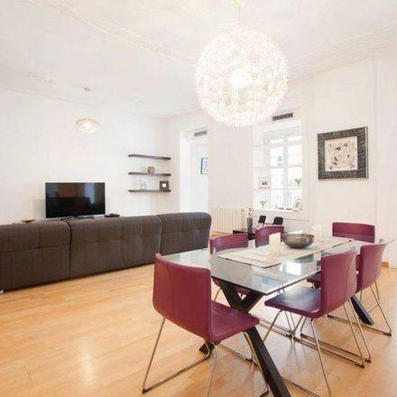 Rent this 4 bed apartment on Carrer de Pau Claris in 72, 08007 Barcelona