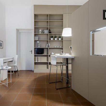 Rent this 1 bed apartment on Hair team Marisa in Piazzale Ferdinando Martini, 20137 Milan Milan